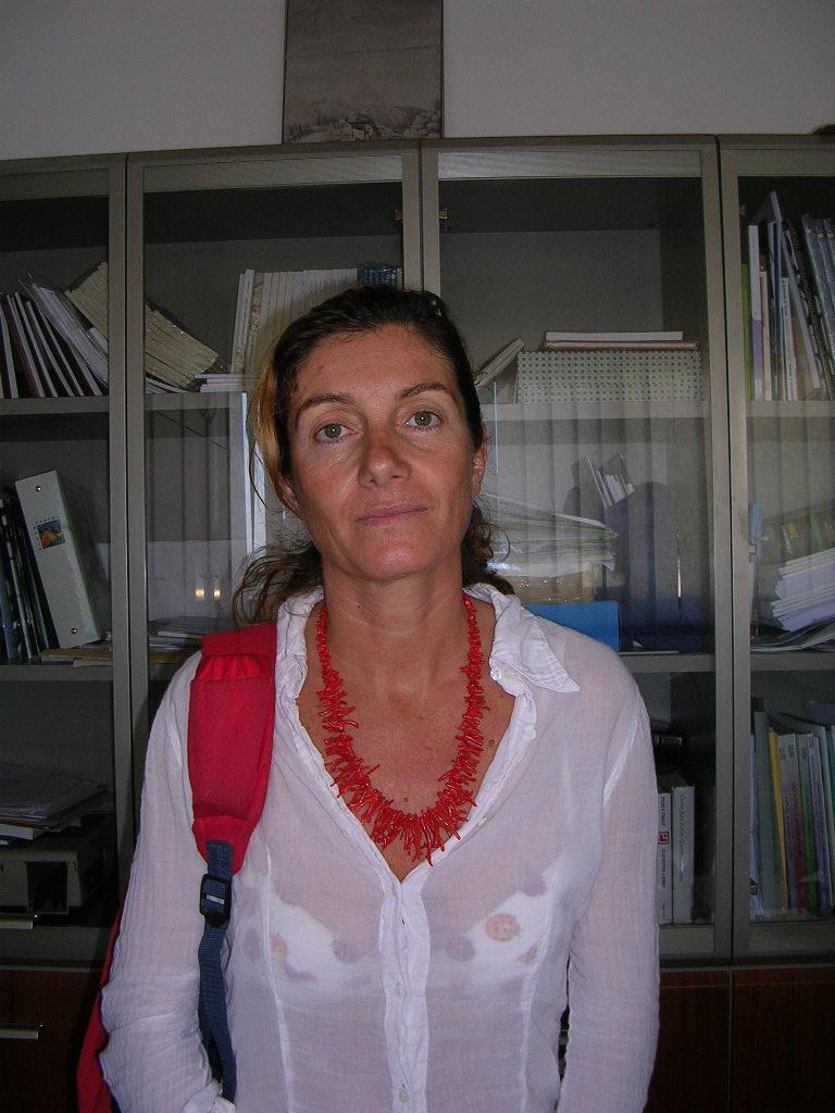Caterina Signorini guida alle miniere di Capoliveri