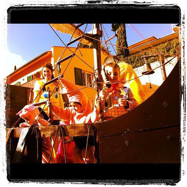 Carnevale a Capoliveri, divertimento per bambini assicurato