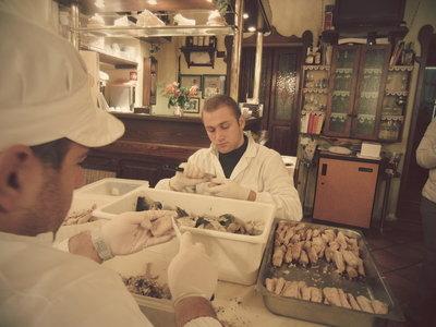 Paolo alla taverna dei poeti, ristorante a Capoliveri, isola d'Elba