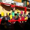 Festa di Carnevale a Capoliveri, isola d'Elba
