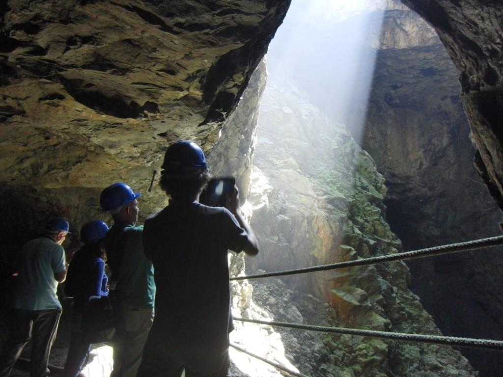Visitare le miniere di Capoliveri