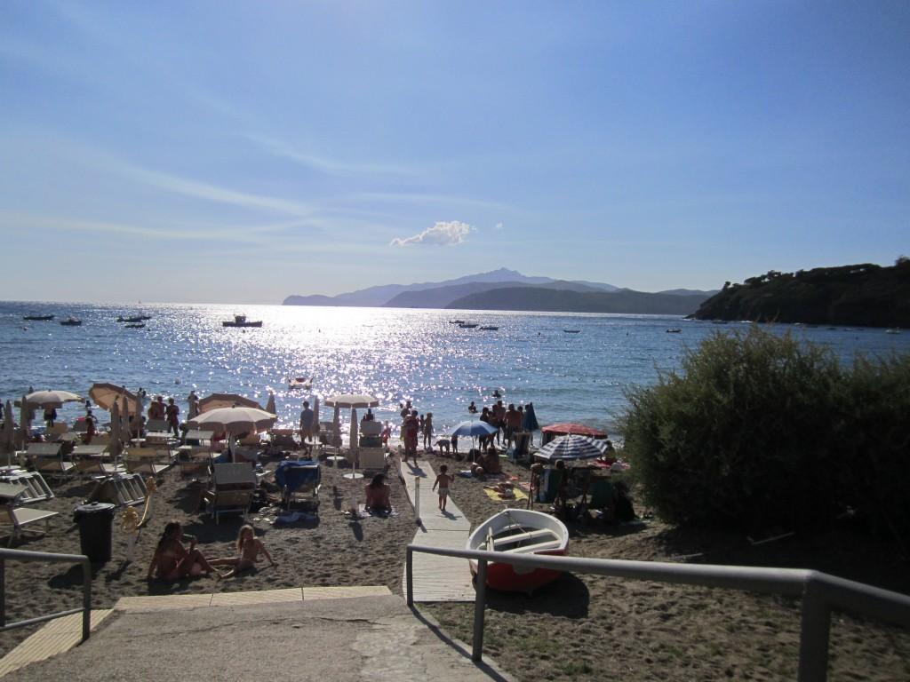 Spiaggia di Pareti