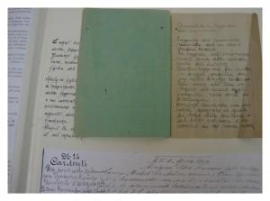 Alcuni appunti e documenti storici