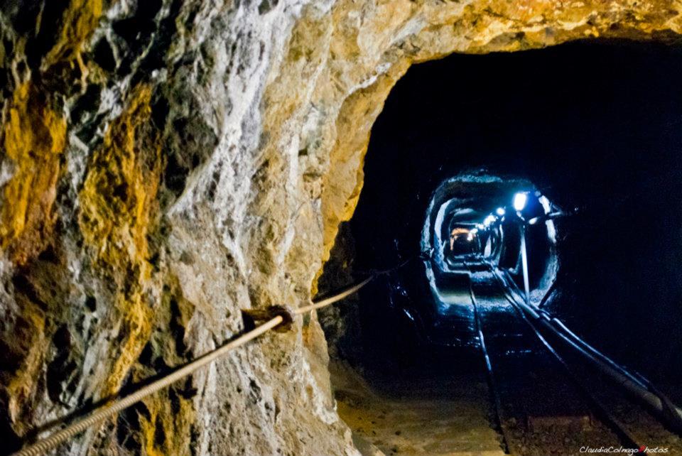 Miniera di Calamita ( foto di C.Colnago)