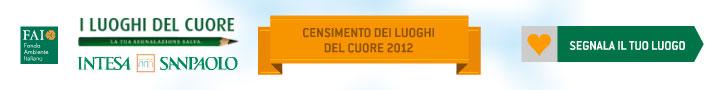 Banner Censimento Luoghi del Cuore (via www.iluoghidelcuore.it)