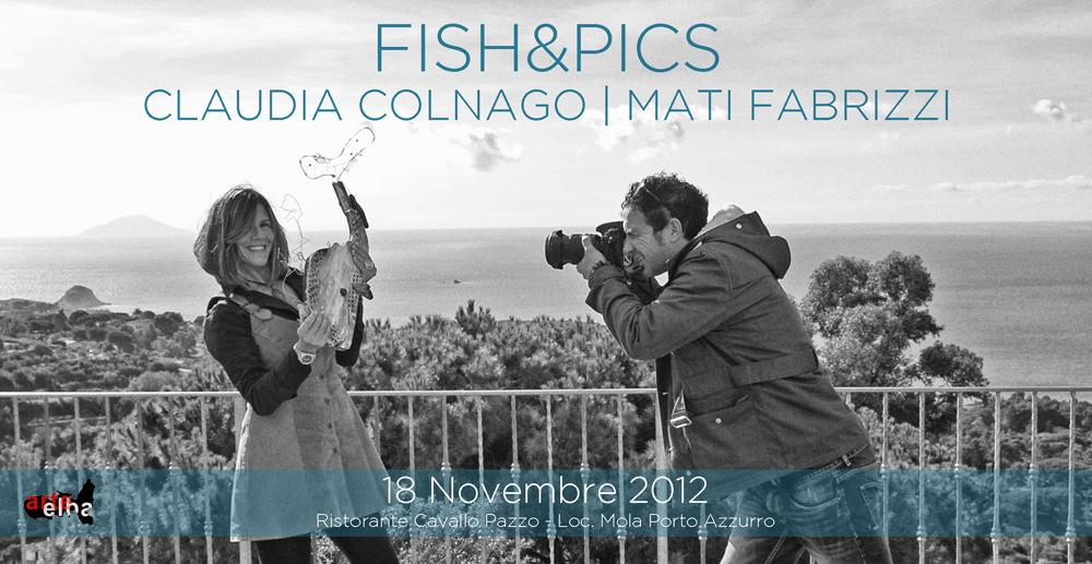 Invito mostra Fish & Pics