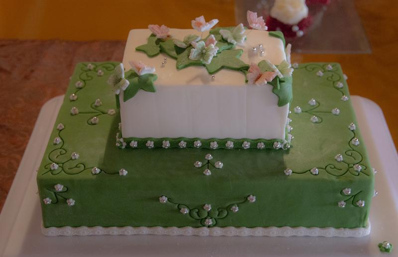 Particolare torta (Foto di C.Colnago)