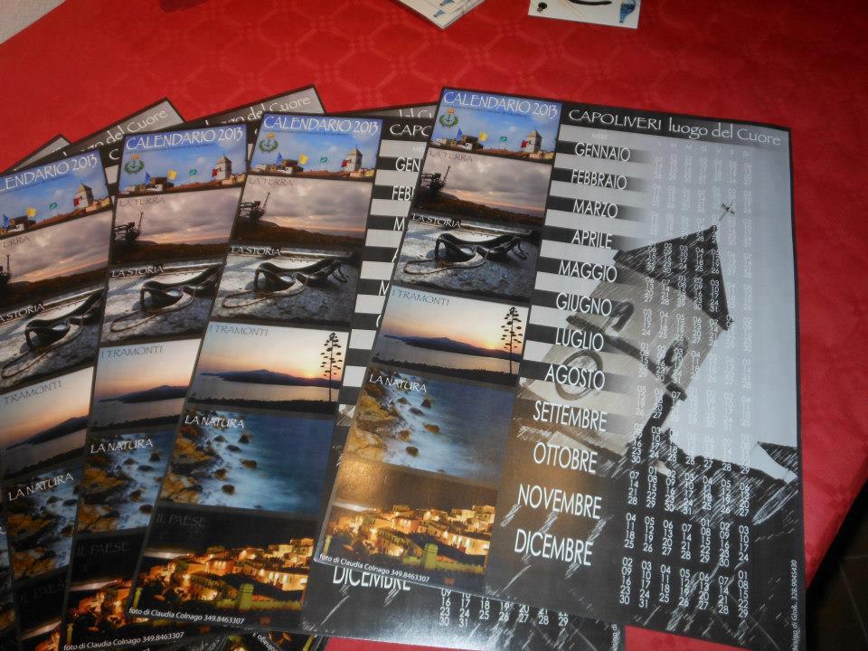 Calendario su Capoliveri (Foto di C.Colnago)