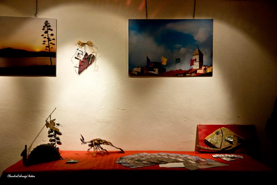 Interno esposizione (Foto C.Colnago)
