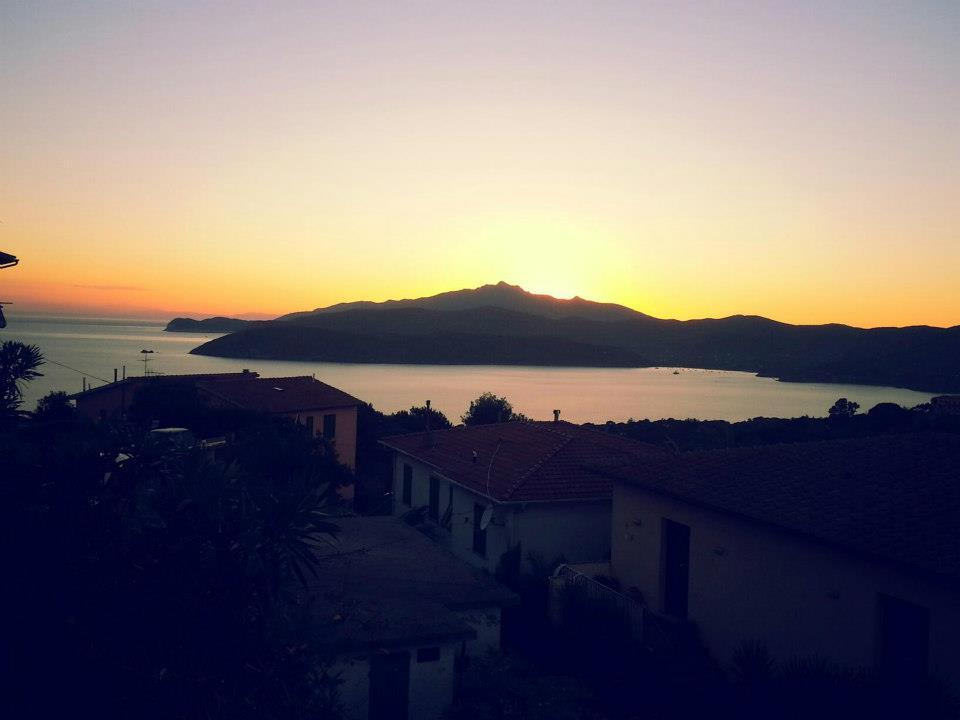 Vista da Capoliveri (Foto di M. Landi)