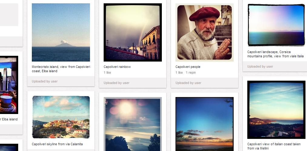 Board Paesaggi del Comune di Capoliveri su Pinterest