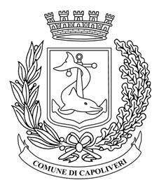 Disegno con simbologia riprodotta (Foto Comune di Capoliveri)