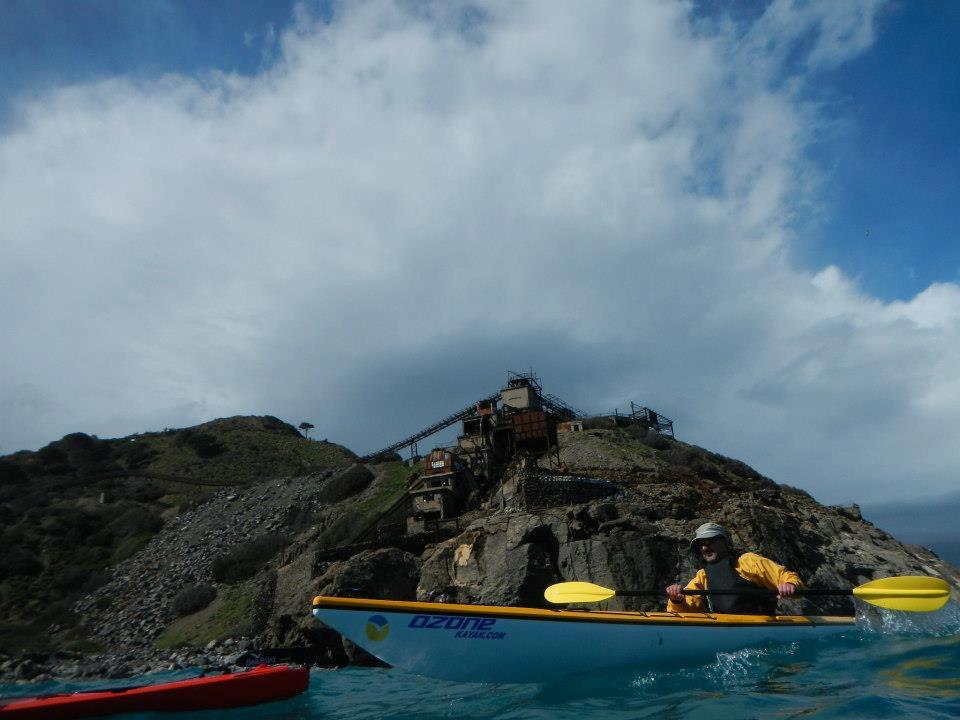 Vista Miniere di Calamita di Capoliveri dal mare (Foto di Ozone K.T.)