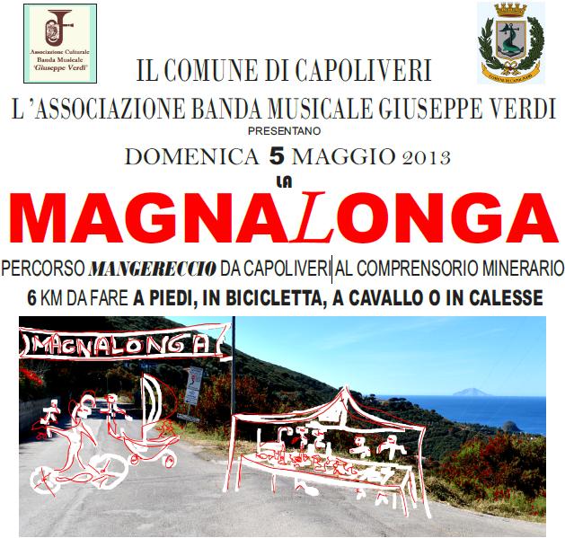 Locandina Magnalonga (Foto di Ass.G.Verdi)