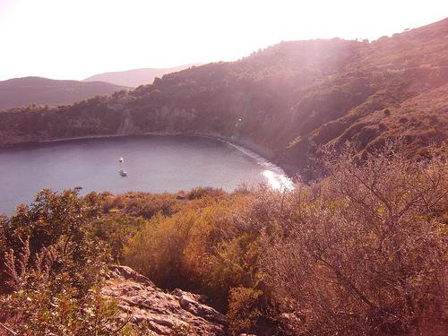 Panoramica su spiaggia di Acquarilli (Foto I.Riccio)