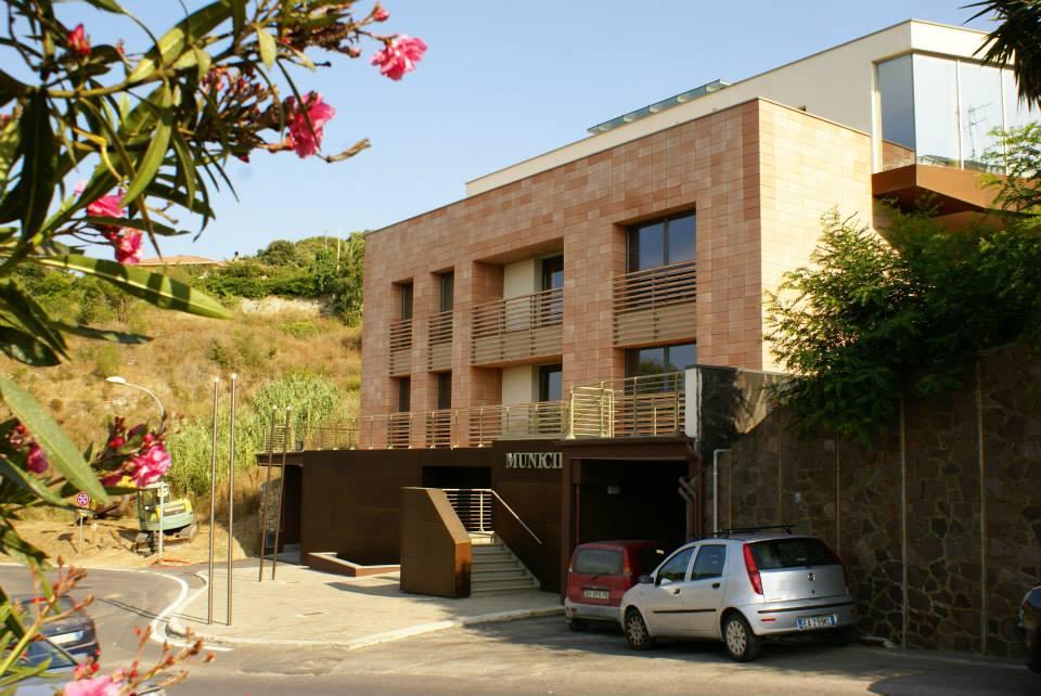 La nuova sede del Municipio (Foto S.Di Mercurio)
