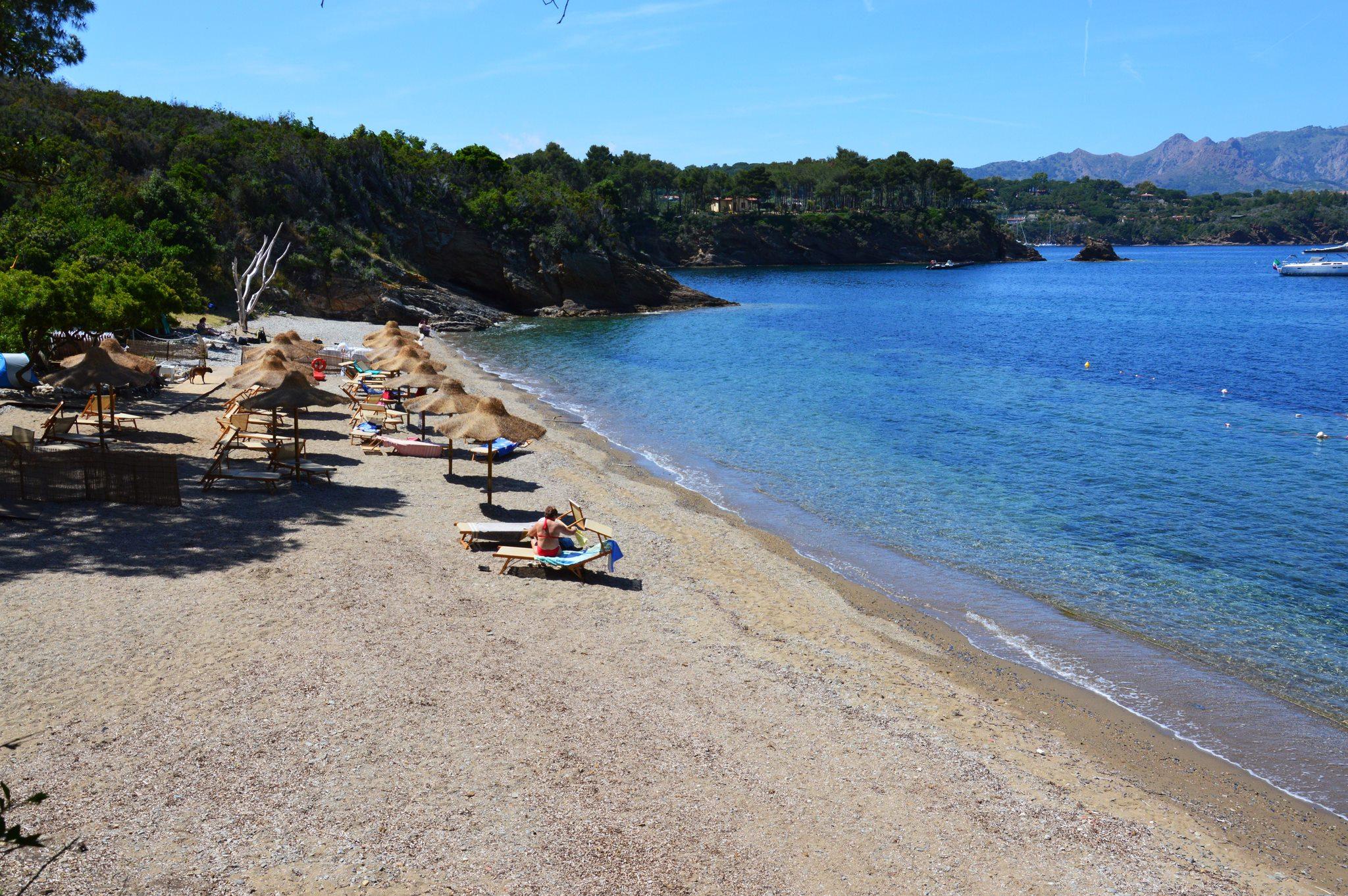 Spiaggia di Calanova (Foto Claudia Signorini)