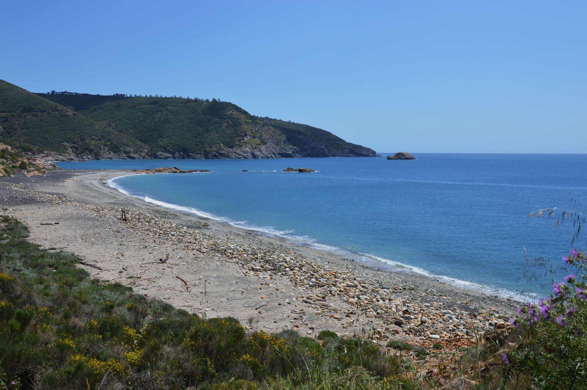 Spiaggia di Cannello (Foto Claudia Signorini)
