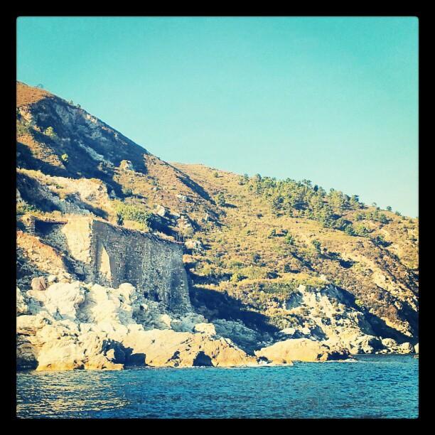 Paesaggio dal mare (Foto @giannini_martina)