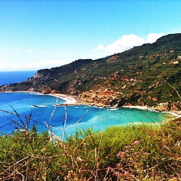 Spiaggia Remaiolo (Foto @adrianacast10)