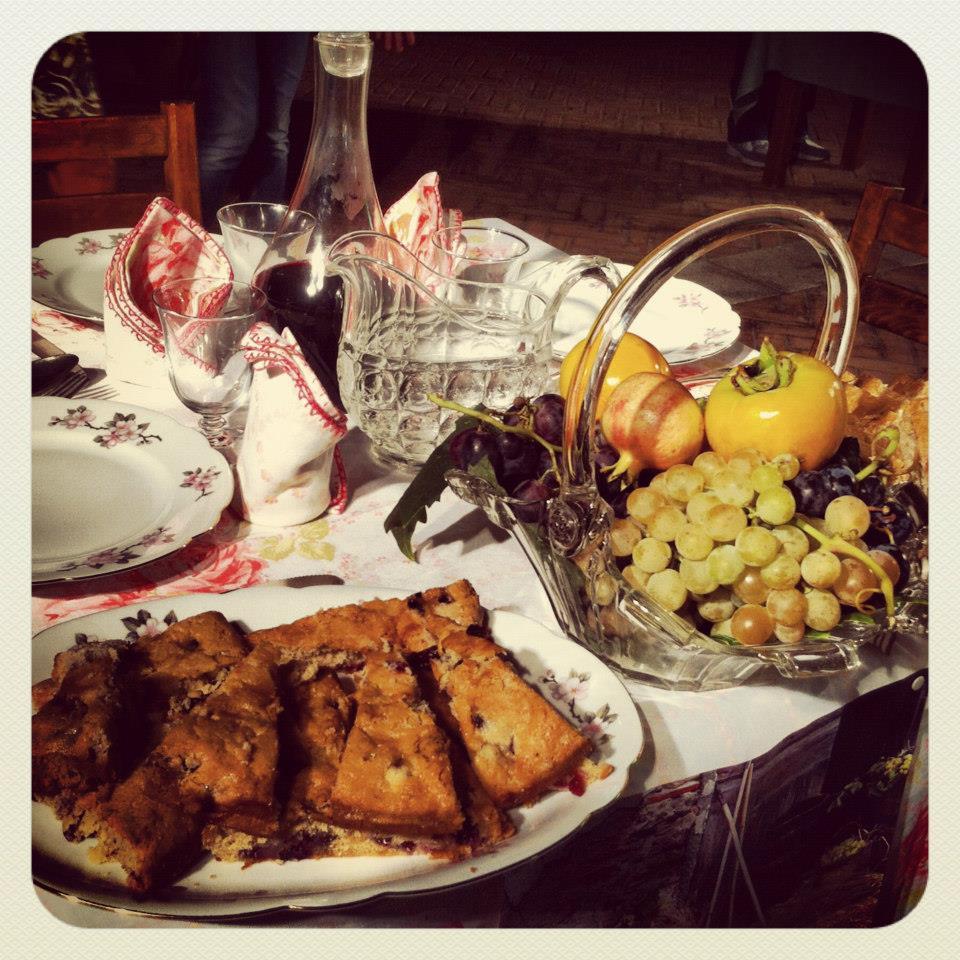 Capoliveri a tavola (Foto Claudia Lanzoni)