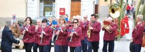 La Banda musicale G.Verdi (Foto Associazione G.Verdi)