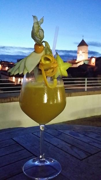 Cocktail con vista (Foto Claudia Lanzoni)