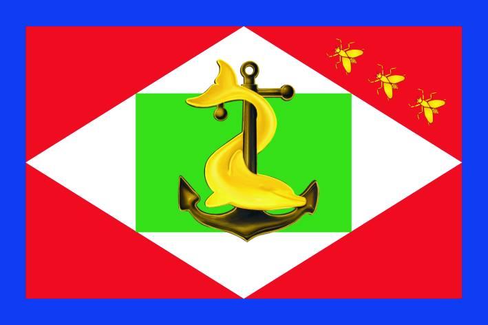 La nuova bandiera di Capoliveri (Foto Comune di Capoliveri)