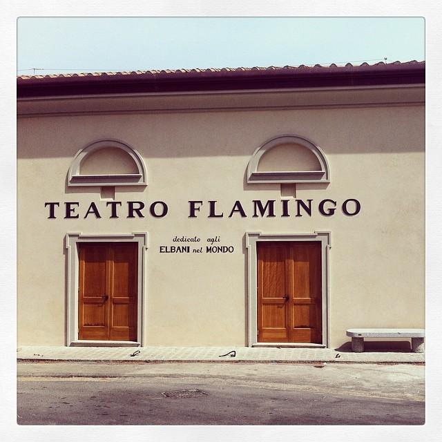 Teatro Flamingo (Foto Comune di Capoliveri)