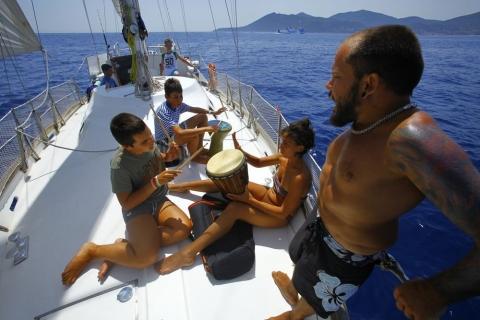 Diversamente marinai (Foto Diversamente Mariani)