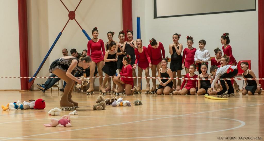 Preparazione spettacoli (Foto Claudia Colnago)