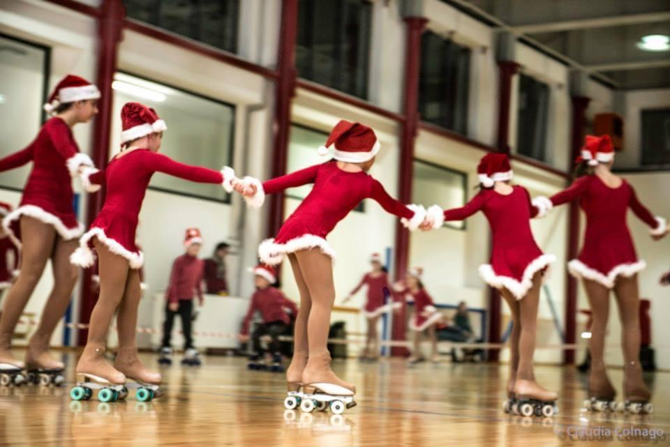 Spettacoli natalizi (Foto Claudia Colnago)