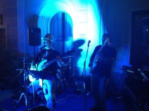 Musica nei vicoli per la Notte Blu